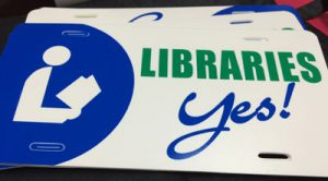 library-license-plates