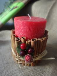 candle - decorated 2