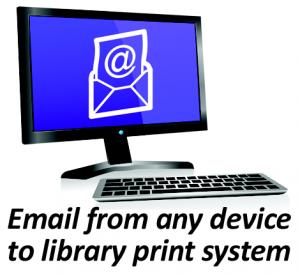print via email