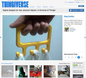thingiverse page