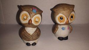 Ceramic-Owls