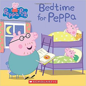 Bedtime for Peppa by Barbara Winthrop