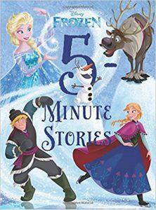 Frozen 5-minute stories by Disney Press