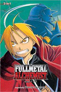 Fullmetal alchemist : . Vol. 1, 2, 3 by Hiromu Arakawa