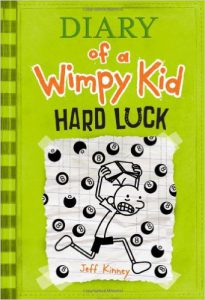 Diary of a wimpy kid : hard luck by Jeff Kinney