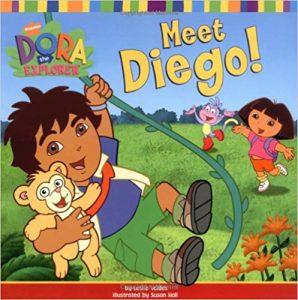 Meet Diego! by Leslie Valdes