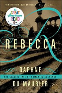 Image of Rebecca by Daphne Du Maurier