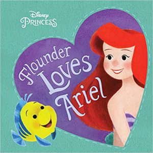 Disney Princess : Flounder Loves Ariel