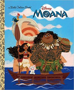 Disney's Moana by Laura Hitchcock
