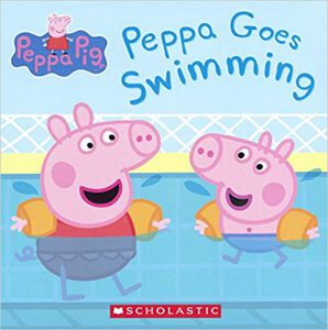Peppa goes swimming by Barbara Winthrop