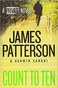 Count to ten by James Patterson