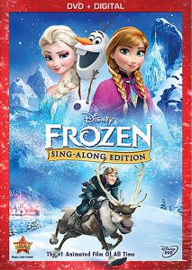 "movie image ""Frozen Sing-Along edition"""