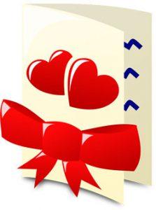 Valentine's Card image