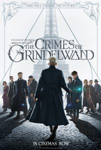 "movie ""Crimes of Grindelwald"""