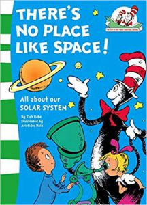 """There's no place like space"" book image"