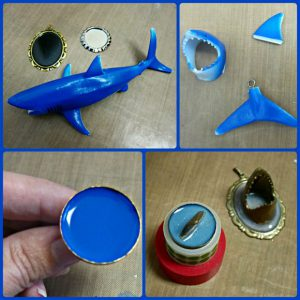 Shark Jewelry Craft