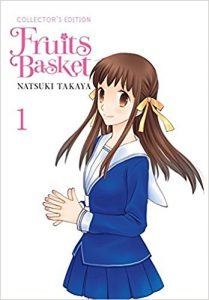 Fruits Basket Collector's Edition 1 by Natsuki Takaya