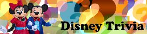 Disney trivia image