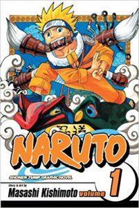 Naruto, Vol 1 The tests of the Ninja by Masashi Kishimoto