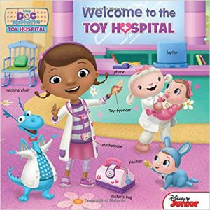 Welcome to the toy hospital by Sheila Sweeny Higginson
