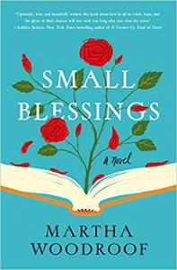 """book image """"Small Blessings"""""""
