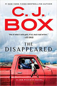 The disappeared by C. J. Box