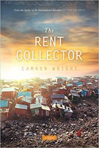 """""""The rent collector"""" book image"""