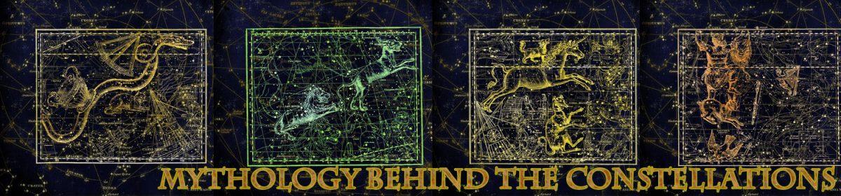 mythology behind the constellations