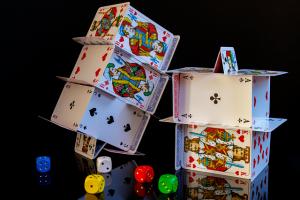 cards dice
