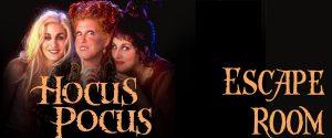 Escape Room: Hocus Pocus