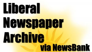Liberal Newspaper Archive