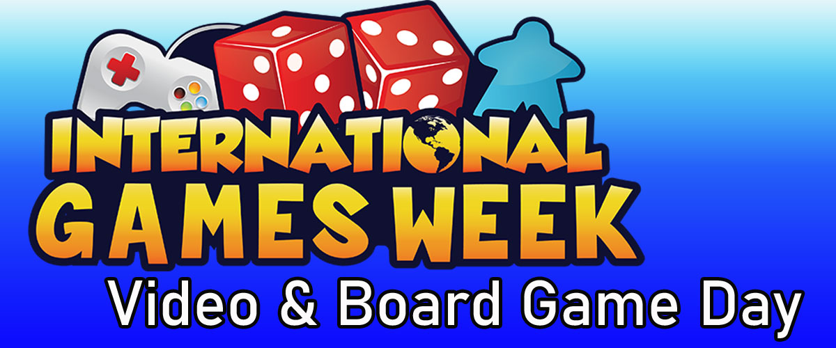 international games week video and board games