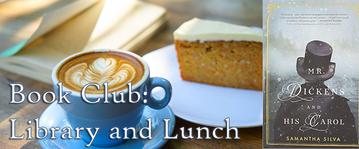 library and lunch december 2019