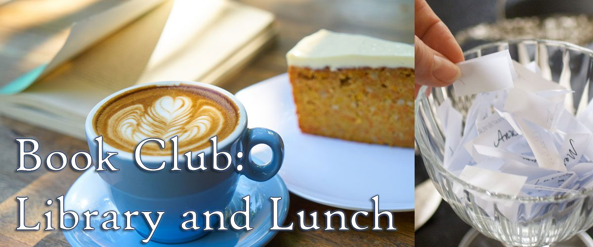 library and lunch november 2019