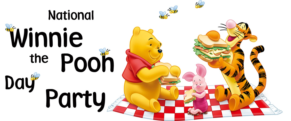 Winnie the Pooh day party