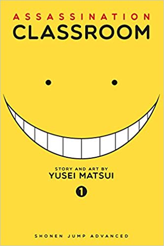 Assassination classroom Time for assassination #1