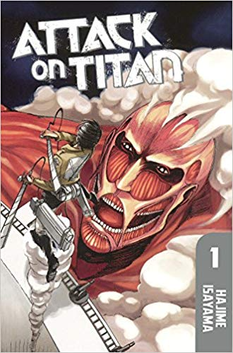 Attack on Titan. 1