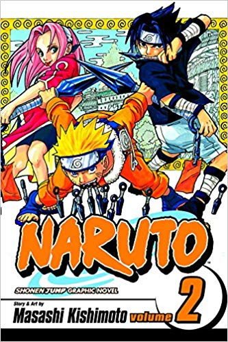Naruto, Vol. 2. The worst client