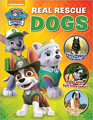 Paw Patrol Real Rescue Dogs