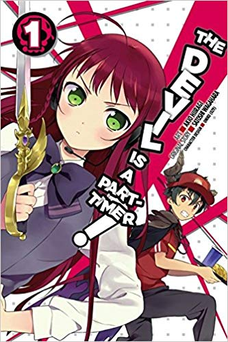 The devil is a part-timer. 1