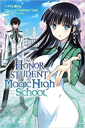 The honor student at magic high school