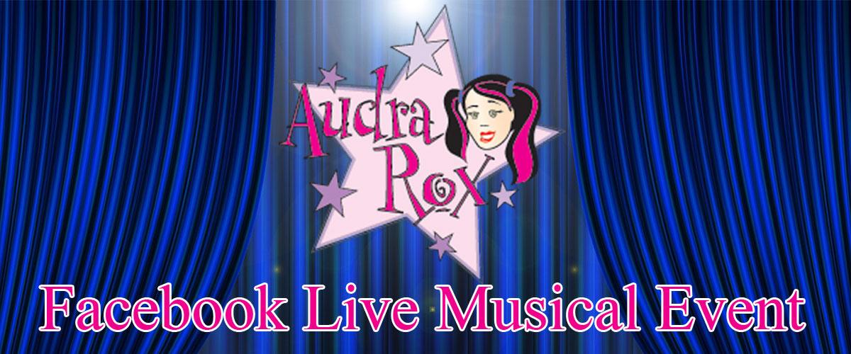 Audra Rox Facebook Live