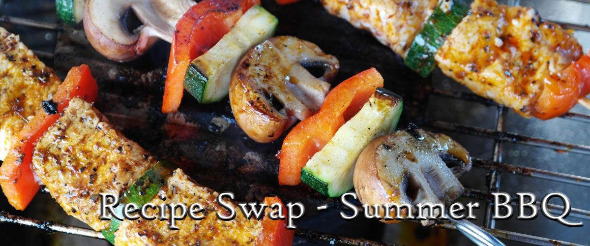 Recipe Swap - Summer BBQ
