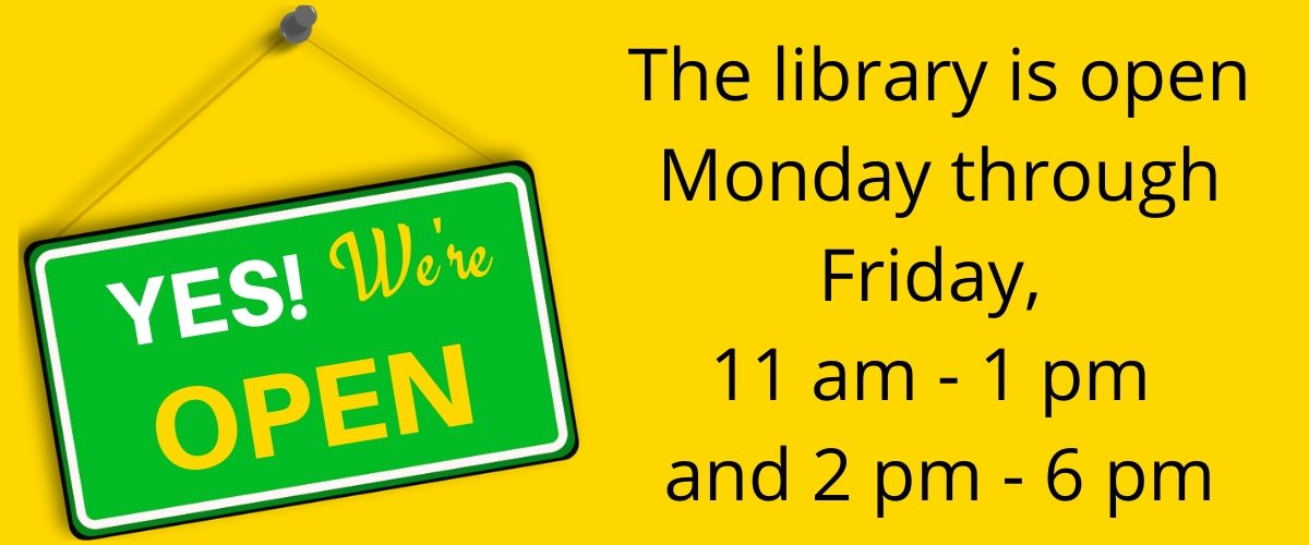 Library open