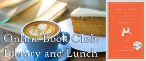 library and lunch September 2020