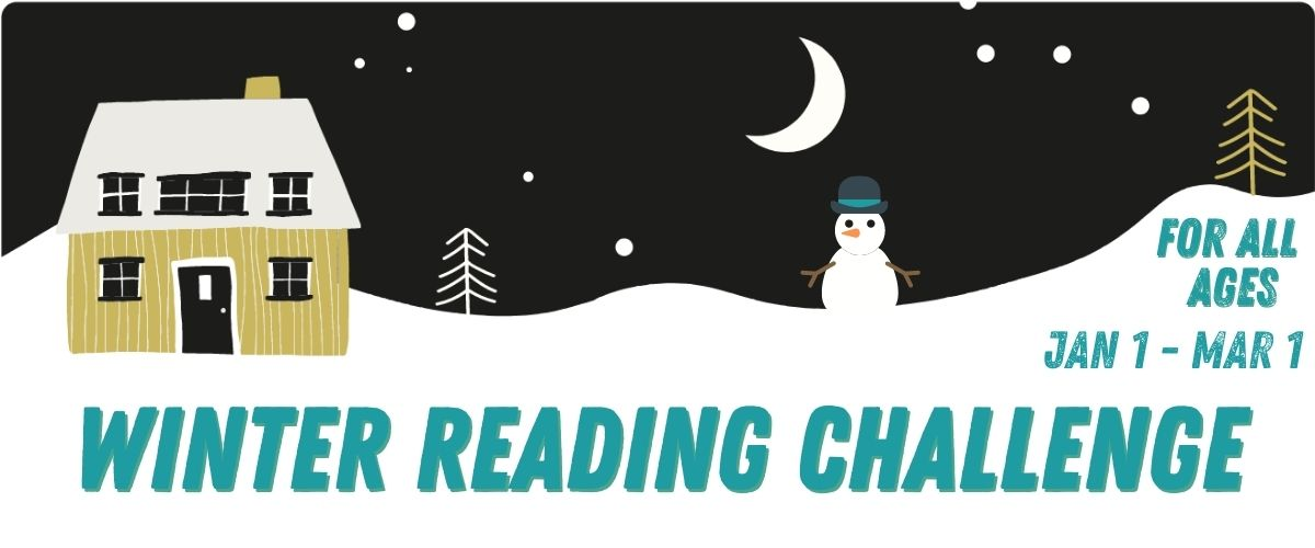 2021 Winter Reading Banner