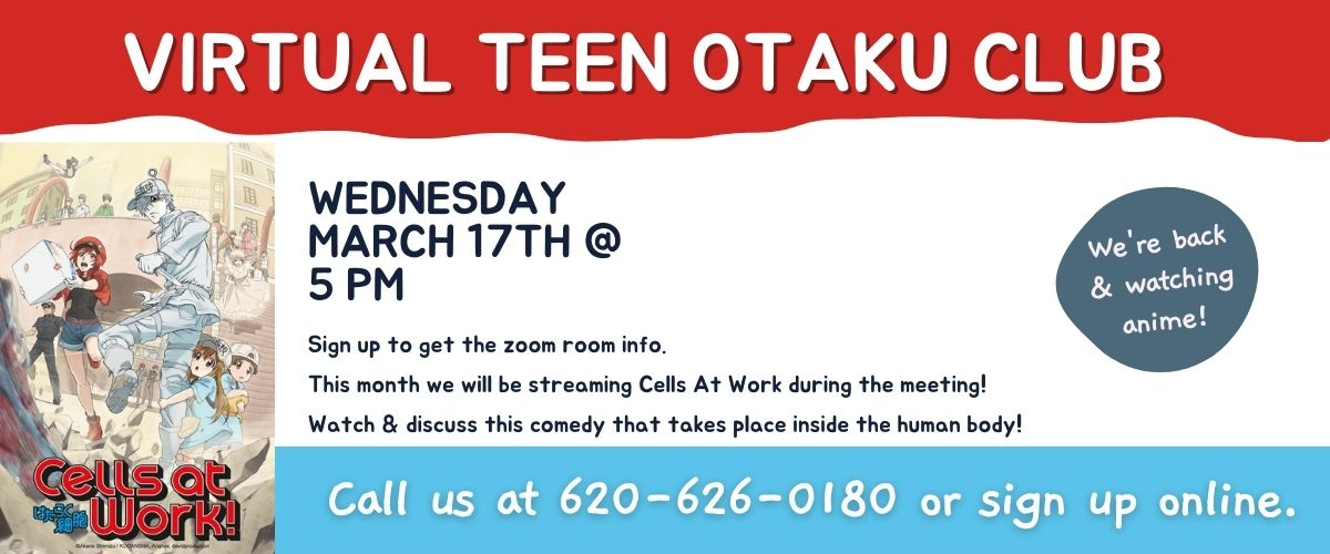 March Virtual Teen Otaku Club