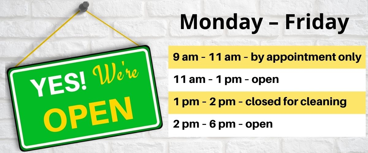 Library Open Hours