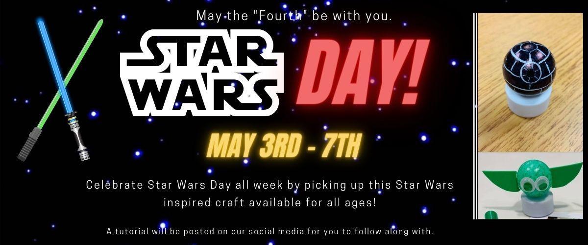 Star Wars Day Craft 2021