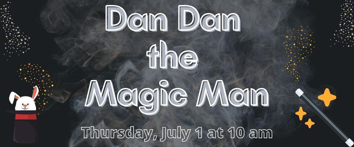 Dan Dan the Magic Man
